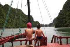 Cruise ahead