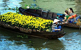 Flower_trading_Mekong